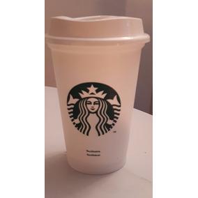 Vaso Plastico Rigido Starbucks Importado Original