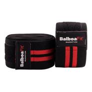 Vendas De Rodillas 200cm Balboafit Powerlifting Boxeo Gym