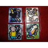 Colección Miniatura Armable De Cartoon Network