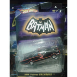 Batman Batimóvil Hot Wheels 1:50 S1 1966 Batmobile Tv Series
