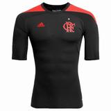 Camisa Termica adidas Flamengo Techfit Ab8322 Modelo Jogador