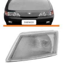 Lanterna Dianteira Pisca Daewoo Espero 94 A 97 Cd Dlx Esq