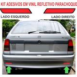 Acessorios Refletivo Parachoque Adesivo Chevrolet Kadett