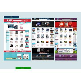 Loja Virtual Mega 2013 Com 12 Lojas(inédito) + Modulo Cielo
