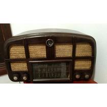 Radio General Eletric Antigo Valvula Funcionando