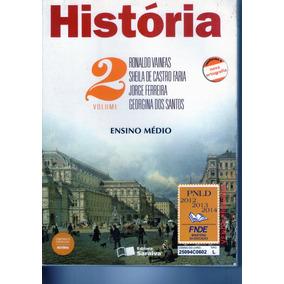 Livro História Vol-2 Pnld 2012/2013/2014 Ronaldo Vainfa *23
