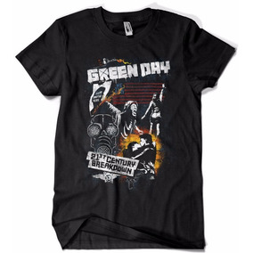 Camiseta Camisa Banda Green Day Grafite American Idiot