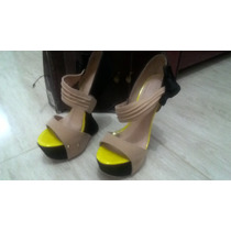 Sapato Salto Fantasia Feminino Lara