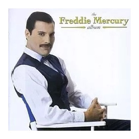 Cd Freddie Mercury Album Lacrado Original