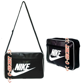 Bolsa Carteiro Nike Masculino Cor Preta Cores Envio Rápido
