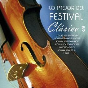 Lo Mejor Del Festival Clasico (3 Cd
