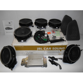 Sistema Car Sound Jbl Cruze Sedan Ltz 2017 Gm 52103518
