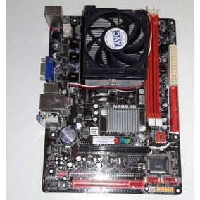 Kit Biostar N68s3b Am3 Ddr3 + Proc Amd Athlon 64x2