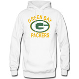 Sudadera Green Bay Packers Nfl Hoodie Capucha Con Cangurera