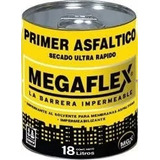 Pintura Asfaltica Megaflex X18lts Al Solvente- Color Live