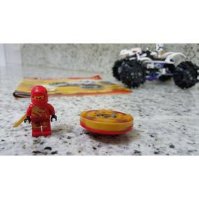 Lego Ninjago Nuckals Atv #2518 174 Peças