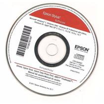 Cd De Instalação Para Impressora Epson Stylus Tx 115