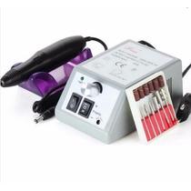 Lixa Unha Elétrica Motor Manicure Profissional Pedicure