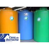 Cisterna 2000 Litros Agua Chuva Tambor Tanque Caixa