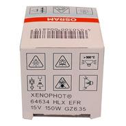 Lampada Dicroica Efr 15v 150w Xenophot 64634 Hlx Osram