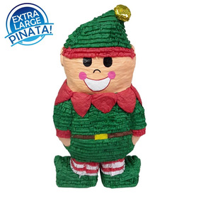 Christmas Elf Pinata 31 Decoration Party Game Y Photo Pro...