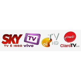 Tv A Cabo Todos Canais 100 Reais Tudo Liberado Oi Vivo Claro
