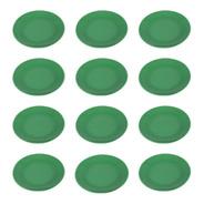 Plato Playo Acquamix Verde X12