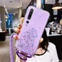 Purple With Rope-For Redmi Note8