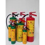 Seguridad Industrial Y Equipos Contra Incendio