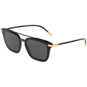 48cdc96c2415f Óculos De Sol Dolce Gabbana Unisex Mod. Dg 6062 - Óculos no Mercado ...