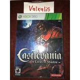 Castlevania Lords Of Shadows Ed. Especial 3 Discos Xbox 360