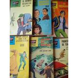 Coleccion Rastros Extra Lote Por Seis Novelas Nuevas Sin Uso