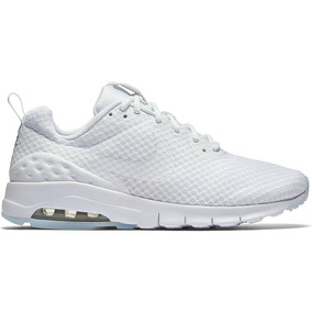 zapatillas nike air max mujer blancas