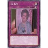 Carta Yu Gi Oh Mama De Craig Feldspar