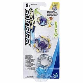Brinquedo Beyblade Burst Com Lançador Hasbro Unitário
