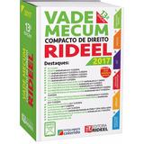Vade Mecum Compacto Rideel 2017 / Promoção 16 Livros