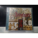 Aventura 14+14 Album Cd + Dvd Original Sellado