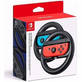 Joy Con L/r Whell Volante Nintendo Switch - Novo Original