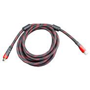 Cable Hdmi Naceb Technology, 3 M, Hdmi, Hdmi, Rojo