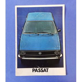 Folder Passat L Ls Ts - Volkswagen