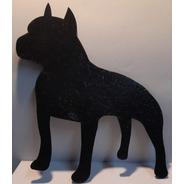 Perro Figura Impreso 2d