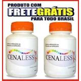 Cenaless 02 Frascos Original Frete Gratis