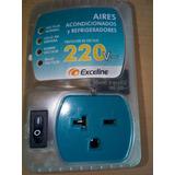 Protector Exceline 220v Aires Acondicionados /refrigeradores