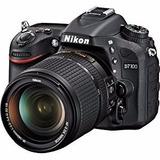 Camara Fotografica Profesional Nikon 7100 Nueva, Con Lente.