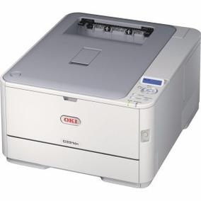 Impresora Okidata Color C331dn 23/25 Ppm 5 A 7 Días Hábiles