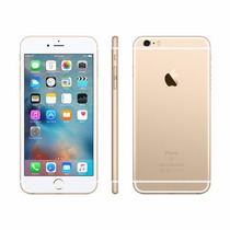 Iphone 6s Plus 64gb Oro Liberado 4g Lte + Accesorios Ultimo