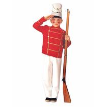 Disfraz Para Niños De Soldadito De Juguete Navidad