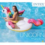 Flotador Piscina Inflable Intex Unicornio Niña