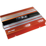 Amplificador Auto Race 4 Canales 1400w B52