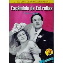 Escandalo De Estrellas Pedro Infante Pelicula En Dvd